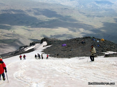CLIMBING ARARAT (#4 of 16) - Trekking Ararat,Ararat Expedition,Ararat Ski tours