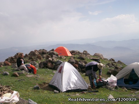 Camp 1 (#15 of 16) - Trekking Ararat,Ararat Expedition,Ararat Ski tours