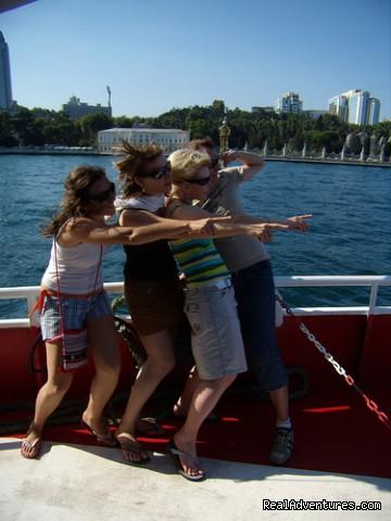 Bosphorus Tours Istanbul: bosphorus tours