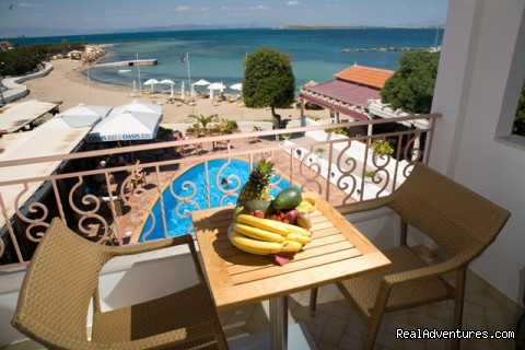 balcony view -  Discover Agistri island for romantic holidays