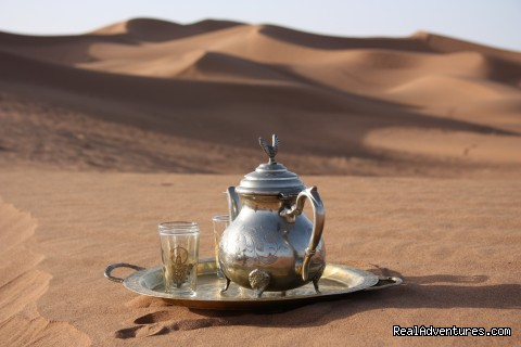 Travel agent/ adventure- culture trips to Morocco