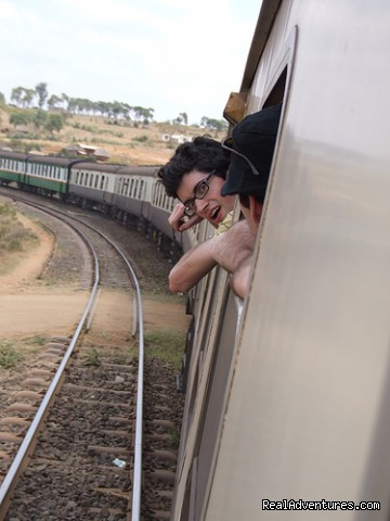 Kenya Train Travel: Online Train Booking In Kenya