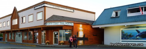 North Coast Trail Backpacker's Hostel Youth Hostels Port Hardy, British Columbia