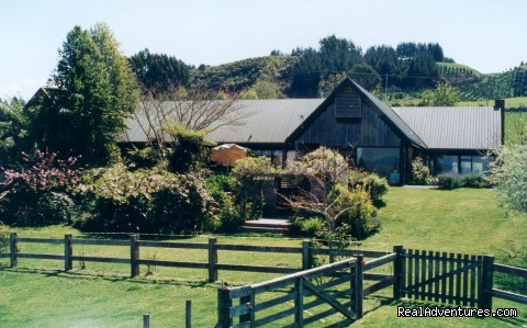 - A Panoramic Country Homestay