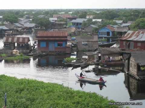 - Floating Village and Bird Watching Tour