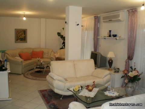 Livingroom - Apartmani Mima