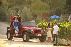 Temecula Wine Tasting Tour by Open-Air Jeep Sight-Seeing Tours Temecula Valley, California
