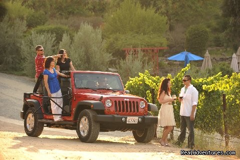 Temecula Wine Tasting Tour by Open-Air Jeep Temecula Valley, California Sight-Seeing Tours