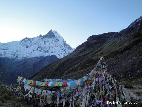 Trekking in Nepal: Nepal Trekking