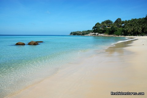 Surin Beach - Luxury Yoga and Lifestyle Retreat, Phuket,Thailand