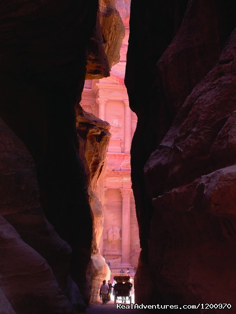 - Private Over Night Petra  tour from Arava Border