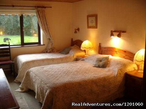 - Bunratty Heights is a luxury B&B in Bunratty