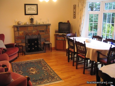 Breakfast Sitting Room - Glocca Morra B&B