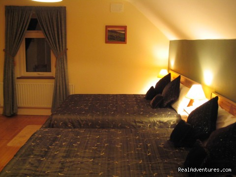 Kildare Quadruple Ensuite Room - Glocca Morra B&B