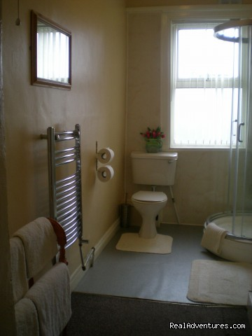 Bathroom  No 3 - Kent House
