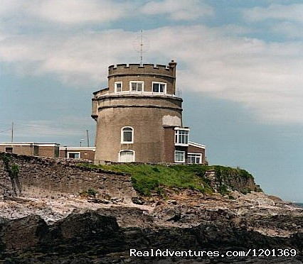 Martello Tower (#7 of 7) - Tara B & B a haven for golfers