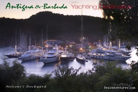 Nicholson Yachts: Nelson's Dockyard Antigua,