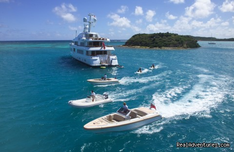 Water sports anyone - Nicholson Yachts