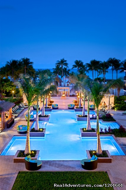 H2Oasis Adult Pool - Aruba Marriott Resort & Stellaris Casino