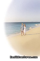 Honeymoon Couple on Bucuti Beach - Bucuti Beach Resort