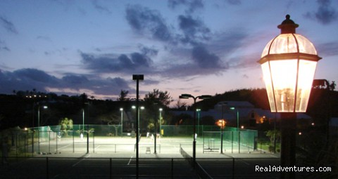 The Tennis Centre - Tucker's Point Hotel & Spa