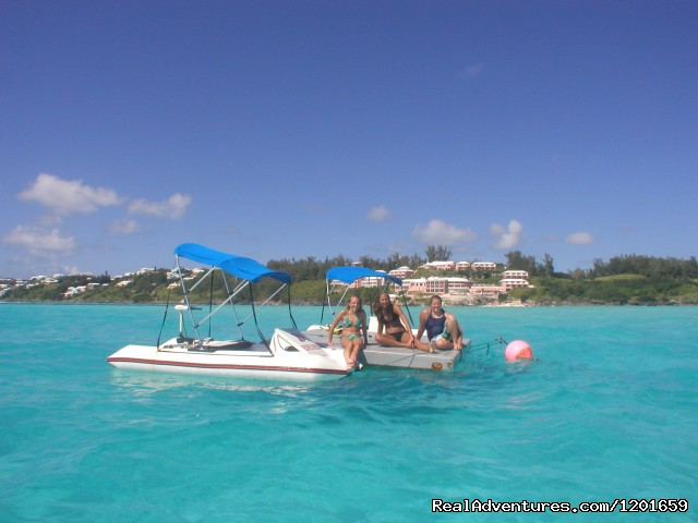 Watersports galore - Pompano Beach Club