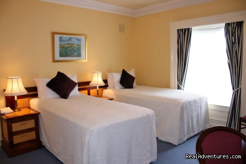 Classic Twin room - Aberdeen Lodge