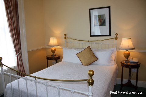 Classic Double Room - Aberdeen Lodge