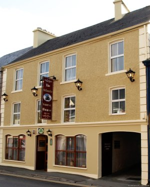 Atlantic Guesthouse donegal town , Ireland Bed & Breakfasts