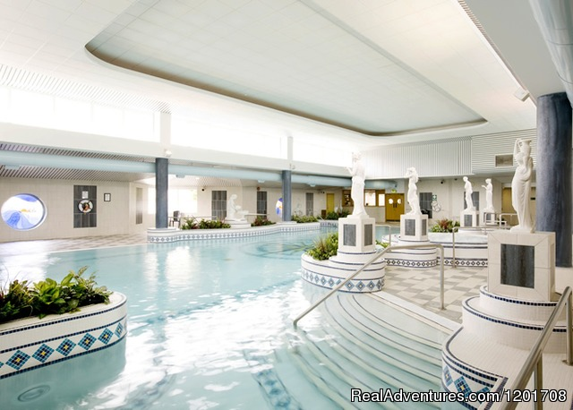 Arene Pool and Leisure Centre at the Grand Hotel - Grand Hotel