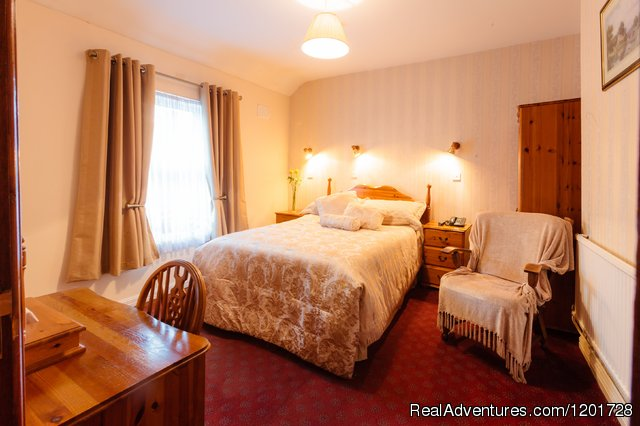 Our Double or Single room - Cawley's Guesthouse HOTEL