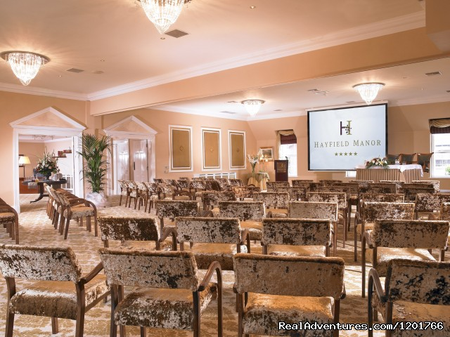 Conference Room - Hayfield Manor Hotel