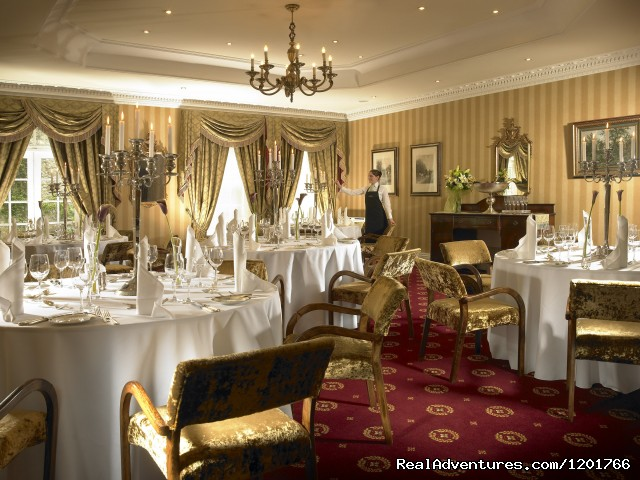 Private Dining Room - Hayfield Manor Hotel