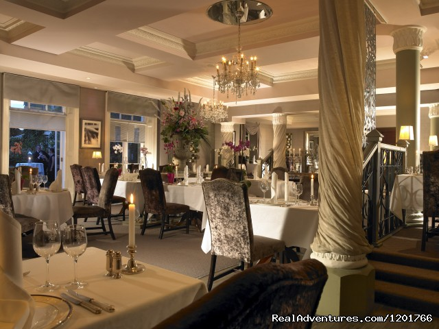 Orchids Fine Dining Restaurant - Hayfield Manor Hotel