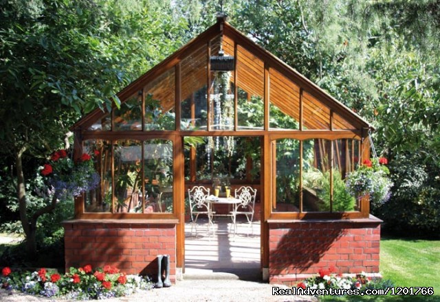 Greenhouse - Hayfield Manor Hotel