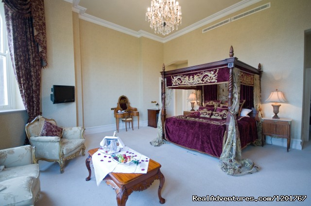 Castle Bridal Suite - Kilronan Castle