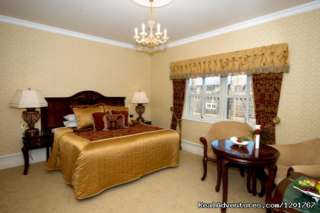 Classic King Room - Kilronan Castle