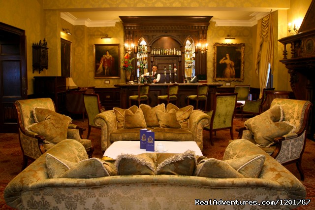 Drawing Room Bar - Kilronan Castle