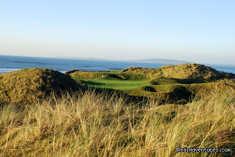 The Old Course at Ballybunion GC, Co. Kerry - Links Golf at its Best at Ballybunion Golf Club