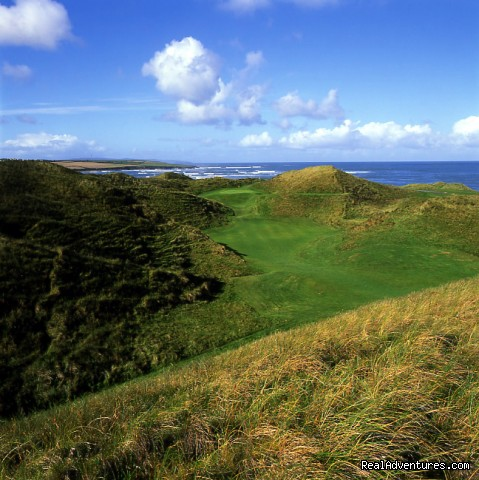 15th Hole on the Cashen Course at Ballybunion (#4 of 4) - Links Golf at its Best at Ballybunion Golf Club