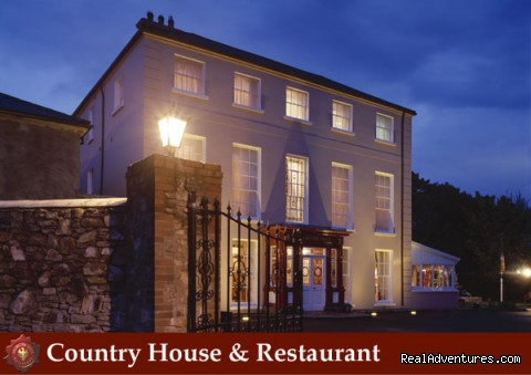 Front of House - Arlington Lodge Town House & Restaurant