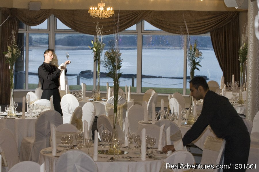 Armada Banqueting Suite overlooking Spanish Point beach | Image #2/4 | Armada Hotel