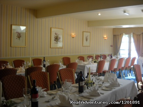 Killowen Room - Blarney Castle Hotel