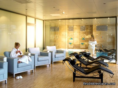 Icon Spa Relaxation Suite - Castle Dargan Golf Hotel Wellness,