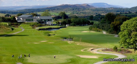 Castle Dargan Golf Hotel Wellness,: Overview of Resort