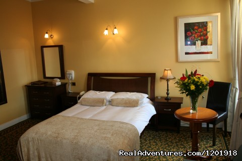 Double Room - Castle Hotel