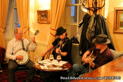 Live Music at the Castle Hotel  - Castle Hotel
