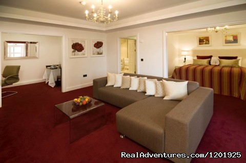 Luxury Suite - Charleville Park Hotel & Leisure Club
