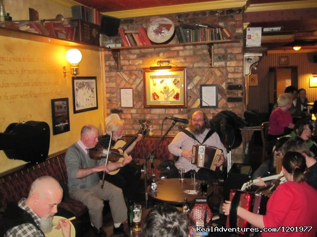 Traditional Irish Music Night (#4 of 4) - Farnham Arms Hotel