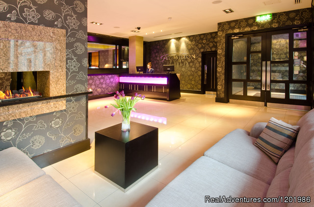 - Fitzwilton Hotel - 4 Boutique Luxury